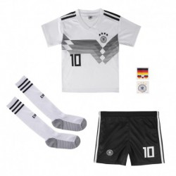 Germany youth home soccer jersey full kits 201