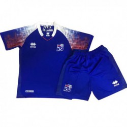 Iceland Kid 2018 World Cup Home Suit
