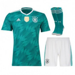 Youth germany 2018 world cup away full suit