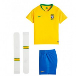 Youth brazil 2018 world cup home full suit
