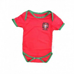 Baby Portugal Soccer Infant Crawl Suit 201
