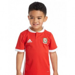 Youth wales home sets,2018-2019,jersey+short