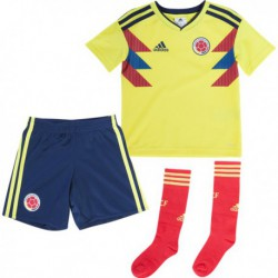 Youth colombia 2018 world cup home full suit