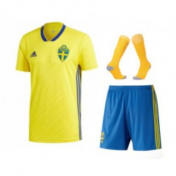 Youth sverige 2018 world cup home full suit
