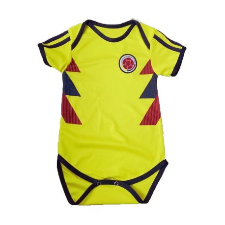 Baby Colombia Soccer Infant Crawl Suit 201