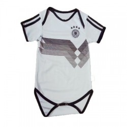 Baby Germany Soccer Infant Crawl Suit 201