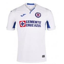 Cruz azul away soccer jersey 2019-202