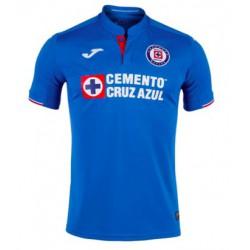 Cruz azul home soccer jersey 2019-202