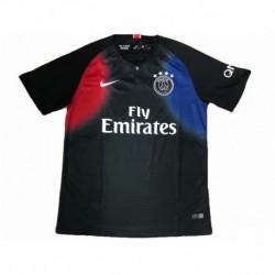 2018-2019 paris black training short shirt jerse
