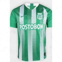 2018-2019 atletico nacional home soccer jerse