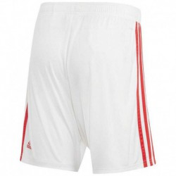 Benfica home white shorts 201