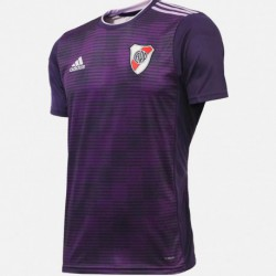 River plate away soccer jersey 2018-201