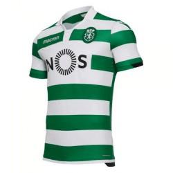 Sporting lisbon home soccer jersey 2018-201