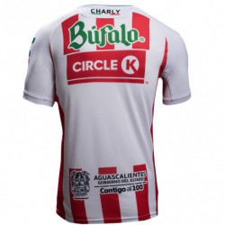 Necaxa home soccer jersey 2018-201