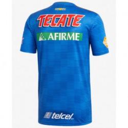 Tigres uanl away blue soccer jersey 2018-201
