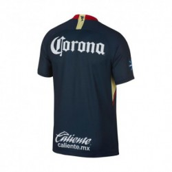 Club america away soccer jersey 201