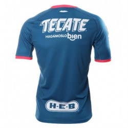 Monterrey away blue soccer jersey 2018-201