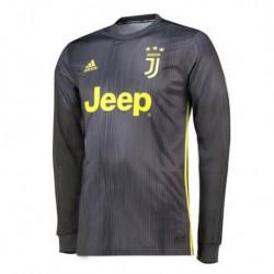 2018-2019 juventus third away long sleeve soccer jerse