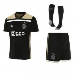 2018-19 ajax third soccer jersey and shorts and sock full soccer kits/Unifor