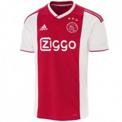 10 ZIYECH 2018 Ajax Home Soccer Jersey Shir