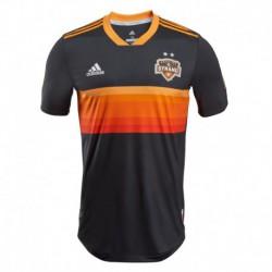 2018-2019 Player Version Houston Dynamo Away Soccer Jersey Shirt