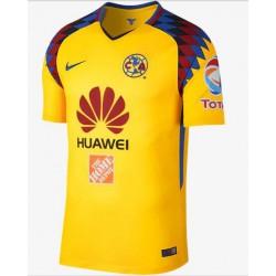 Club america third away soccer jersey shirt 2017-201