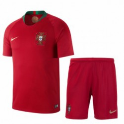 Portugal mens 2018 world cup home suit