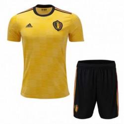 2018 world cup belgium away soccer unifor