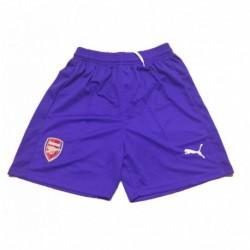 2018-2019 arsenal purple goalkeeper short