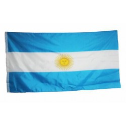 Argentina flag national country banner super-poly Indoor/Outdoo