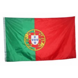 Portugal flag national country banner super-poly Indoor/Outdoo