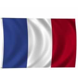 France flag national country banner super-poly Indoor/Outdoo