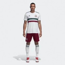 2018 world cup mexico away soccer unifor