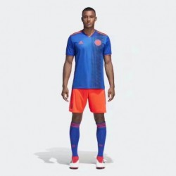 2018 world cup colombia away soccer unifor