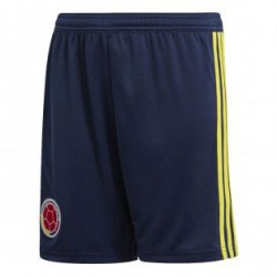 Colombia home short 2018 world cu