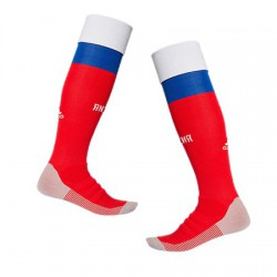 Russia home red sock 201