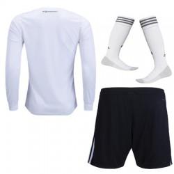 Germany home long sleeve full kits 201