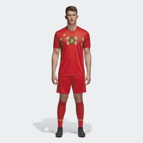 Belgium 2018 world cup home suit