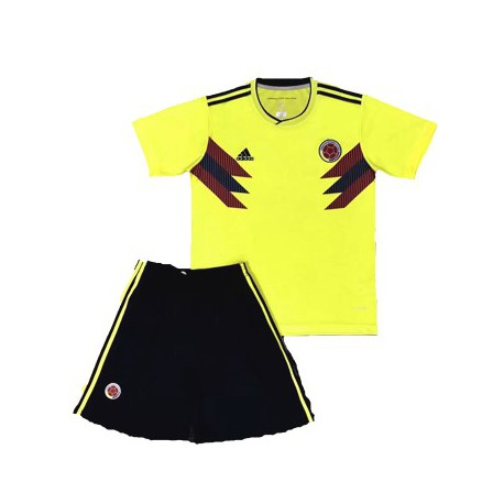 Colombia 2018 world cup home suit