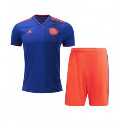 Colombia 2018 world cup away kit