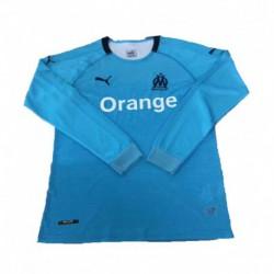 2018-2019 marseille third away long sleeve soccer jerse