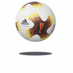 Joe soccer ball size 5- adidas - europa final -Champion ball-Hand sewing-yellow,shop By Soccer Ball SIZE