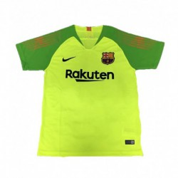 2018-2019 barcelona green goalkeeper soccer jerse