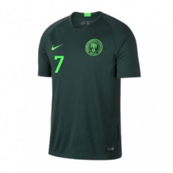 Nigeria ahmed musa 2018 world cup home jerse