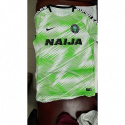 Nigeria pre match training jersey 201