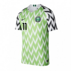 Nigeria moses 2018 world cup home jerse