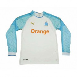 2018-2019 marseilleshome long sleeve soccer jerse