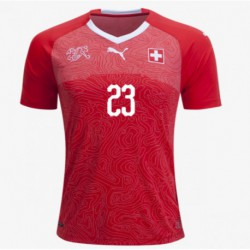 Switzerland 2018 world cup home kit