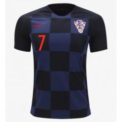 2018 Ivan Rakitic Croatia Soccer Jersey Shirt
