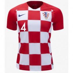 2018 Ivan Perisic Croatia Soccer Jersey Shirt